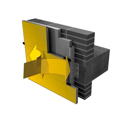 fachada ventilada abastel