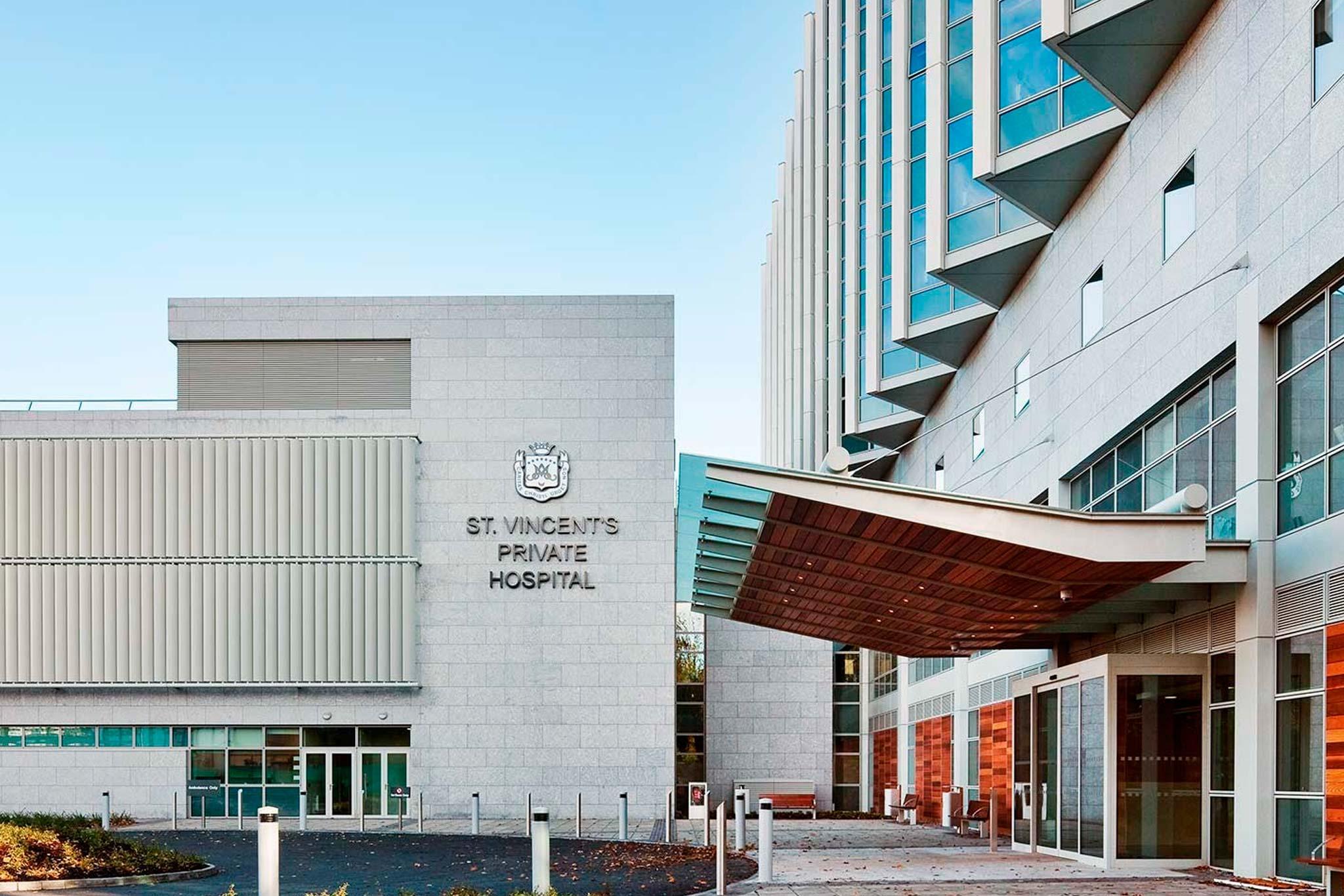 St.-Vincent's-University-Hospital